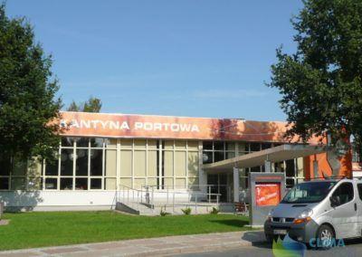 KANTYNA PORTOWA – Szczecin