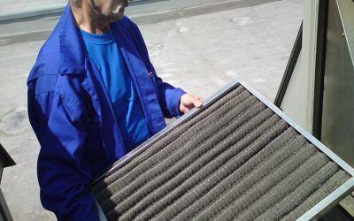 Czym grozi brak konserwacji central wentylacyjnych–klimatyzacyjnych?